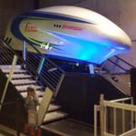 space shuttle simulator ride - photo #14